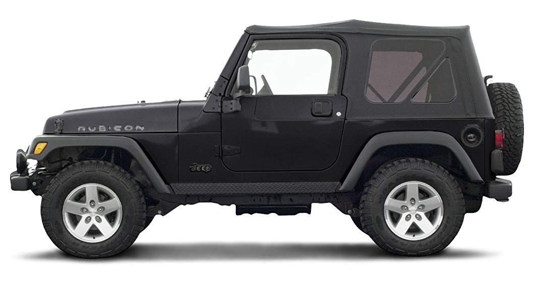 Manual Jeep Wrangler 2004 de Propietario