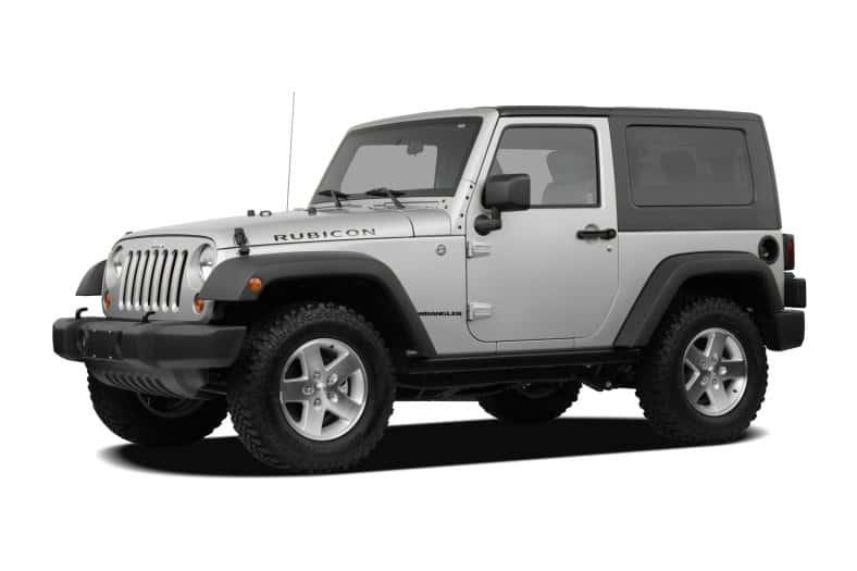 Manual Jeep Wrangler 2008 de Propietario