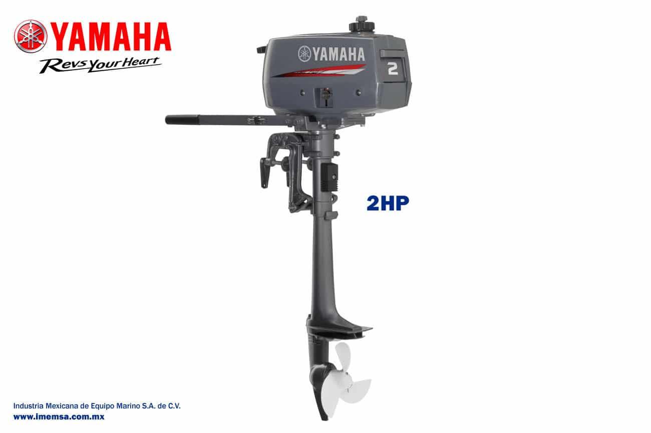 Motor yamaha fuera de borda 2 cmhs 2hp manual de for Fuera de borda yamaha