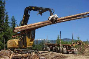 Máquina Forestal de Cadenas Caterpillar 320F FM