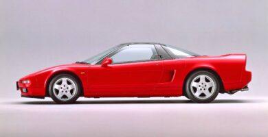 Acura NSX 1991 Manual de Reparación