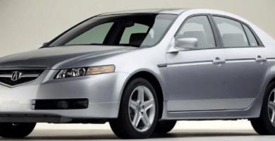Acura TL 2004 Manual de Reparación