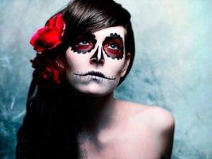 Imágenes de Maquillaje de Catrina