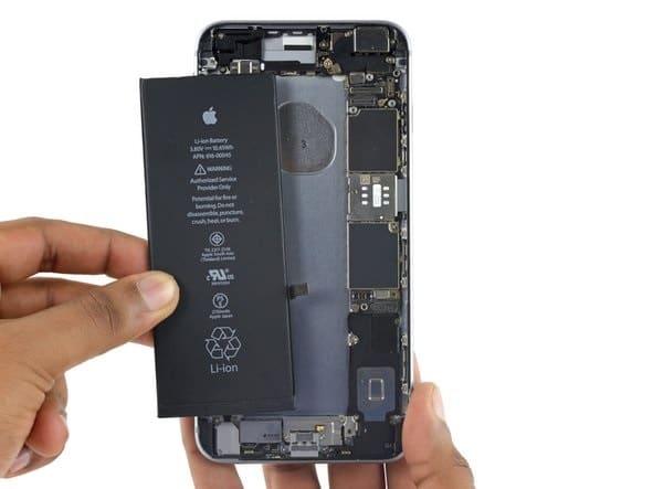 Cambio de Batería Iphone