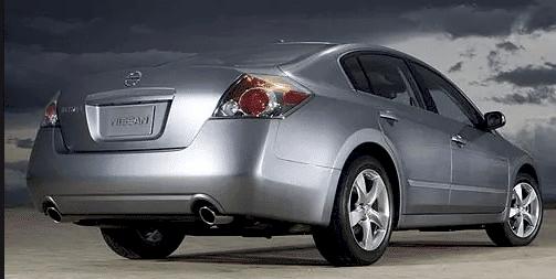 Manual Nissan Altima 2008 Reparación y Servicio