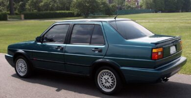 Volkswagen Golf Jetta 1984-1992 Manual de Reparación