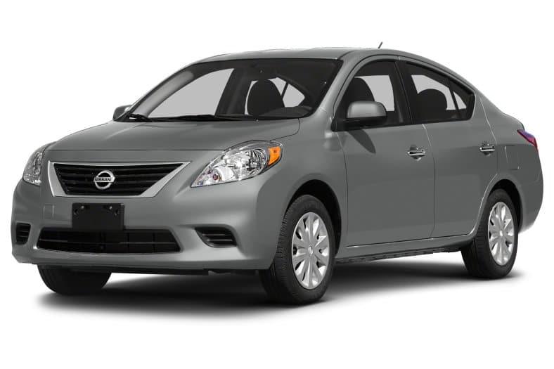 Manual Nissan Versa 2014 2015