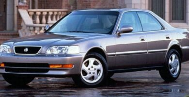 Acura TL 3.2/2.5 95-98 Manual de Reparación