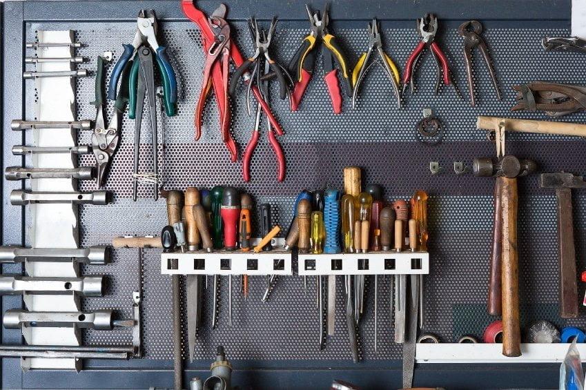 Herramientas Basicas de Mecanica