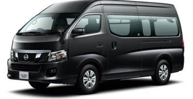 Manual Nissan Urvan 2012 de Propietario