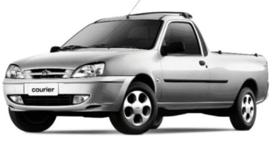Manual Ford Courier 2004