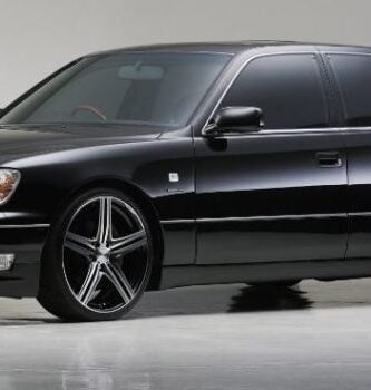Manual Lexus LS400