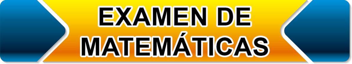 MATEMATICAS examen con respuestas del comipems