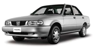Manual Nissan Tsuru 2011 de Propietario