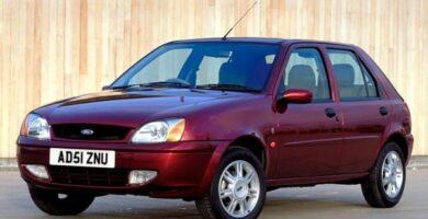 Manual Ford Fiesta 1999