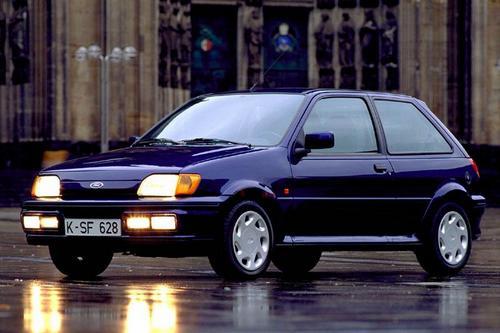 Manual Ford Fiesta 1989