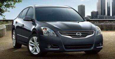 Manual Nissan Altima 2011 de Propietario