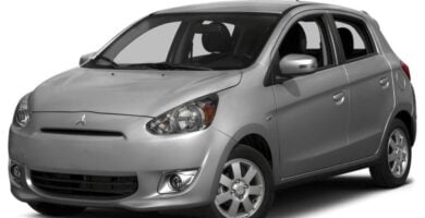 Manual Mitsubishi Mirage 2015 Reparación