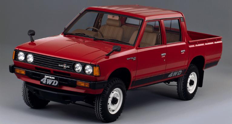Manual Datsun Pick Up 1983 Reparación y Servicio