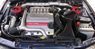 Manual Mitsubishi Motor 6A1 Reparación