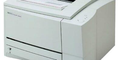 Manual Hp LaserJet 2200