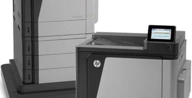 Manual Hp LaserJet M651-M680