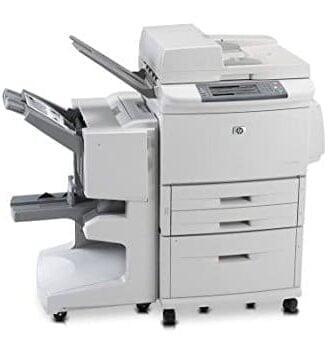 Manual Hp LaserJet M9040-M9050