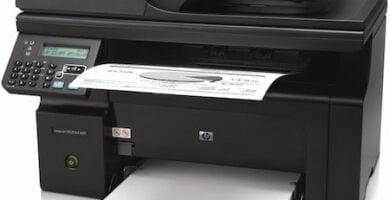Manual Hp LaserJet P1100