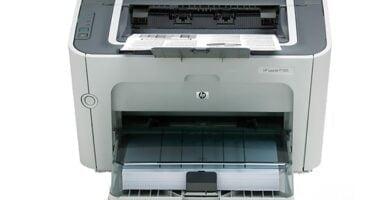 Manual Hp LaserJet P1500
