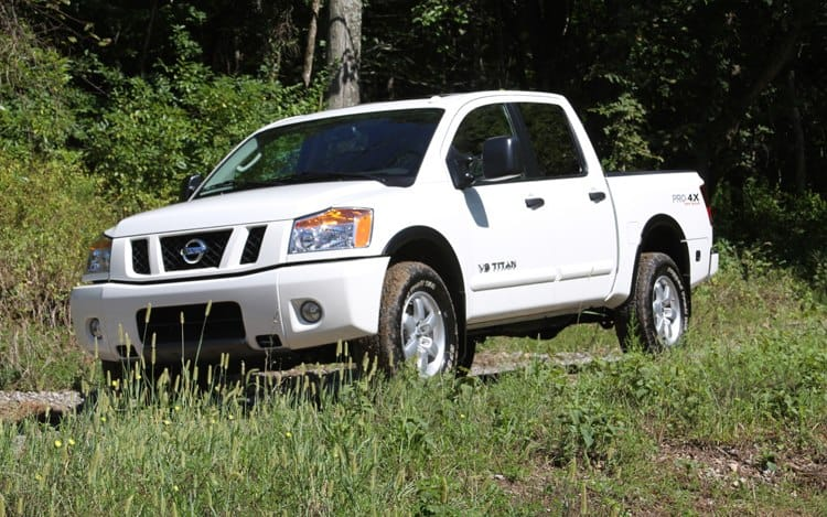 Manual Nissan Titan 2011 Reparación