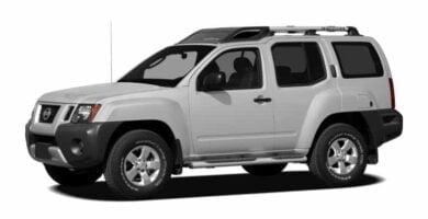 Manual Nissan Xterra 2010 Reparación