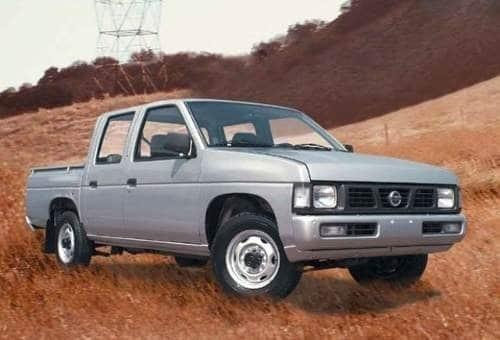 Manual Nissan D21 Estaquitas 1999 Reparación y Servicio