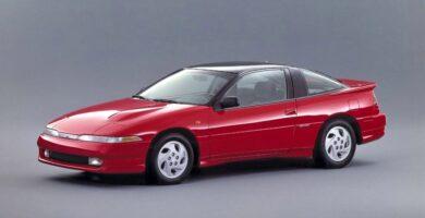Manual Mitsubishi Eclipse 94 Reparación