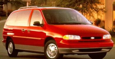 Manual WINDSTAR 1996 Ford PDF Reparación Taller