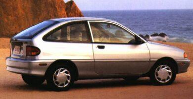 Manual ASPIRE 1996 Ford PDF Reparación Taller