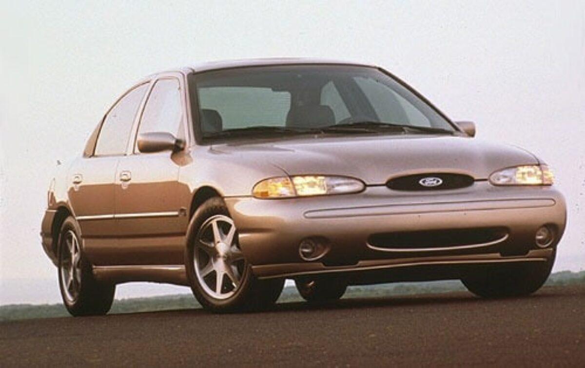 Manual Ford Contour 1996 Reparacion Y Servicio Manualesdetodo Net