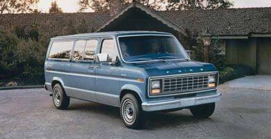 Manual Ford Econoline 1996 Reparación y Servicio