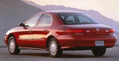 Manual Ford Sable 1996 Reparación y Servicio