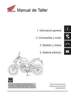 Manual Moto Ducati 749R Reparación en PDF