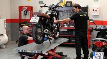 Manual Moto Suzuki AN400 K3 Reparación Servicio Especializado