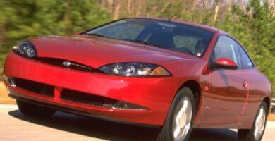Manual Ford Cougar 1999 Reparación y Servicio