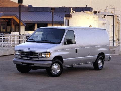 Manual Ford Econoline 1999 Reparación y Servicio