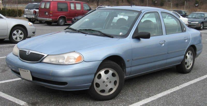 Manual Ford Mystique 1999 Reparaci U00f3n Y Servicio