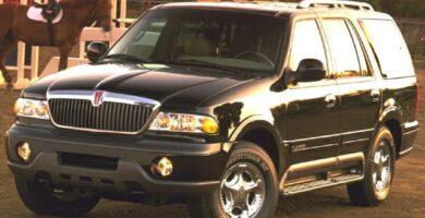 Manual Ford Navigator 1999 Reparación y Servicio