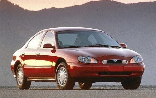 Manual Ford Sable 1998 Reparación y Servicio