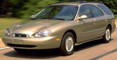 Manual Ford Sable 1999 Reparación y Servicio