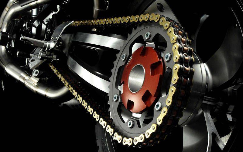 Cadena de Motocicleta Yamaha YBR 125 ED