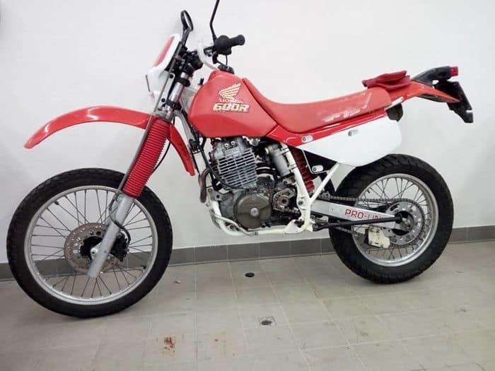 manual moto honda xr 600 reparaci n y servicio. Black Bedroom Furniture Sets. Home Design Ideas