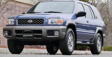 Manual Nissan Pathfinder 1999 Reparación y Servicio