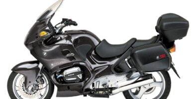 Manual Moto BMW R1100LT Reparación y Servicio